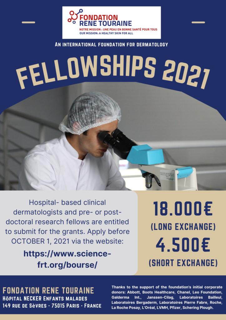 fellowships 2021